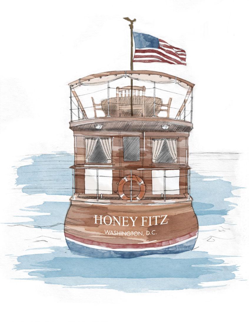 HoneyFitzIllustration