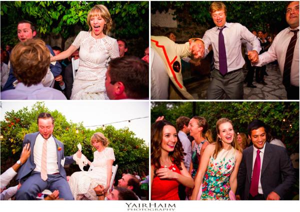Anna Partying
