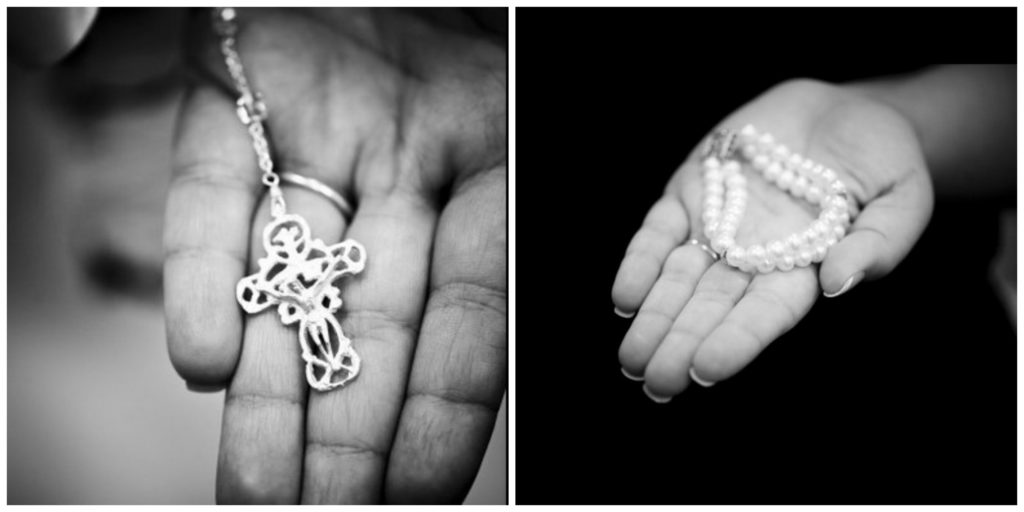 Rosary and Bracelet