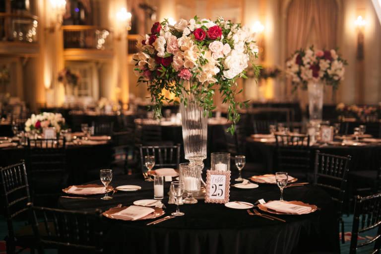 wedding reception biltmore hotel