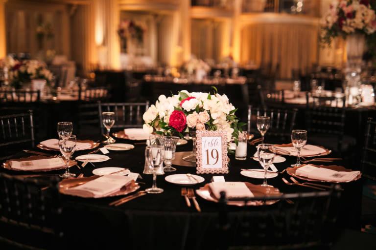 biltmore ballroom wedding reception