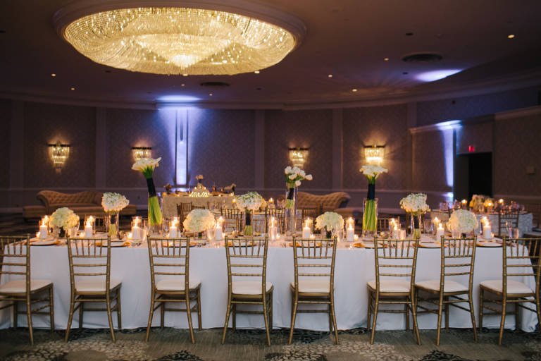 riviera palm springs ballroom wedding