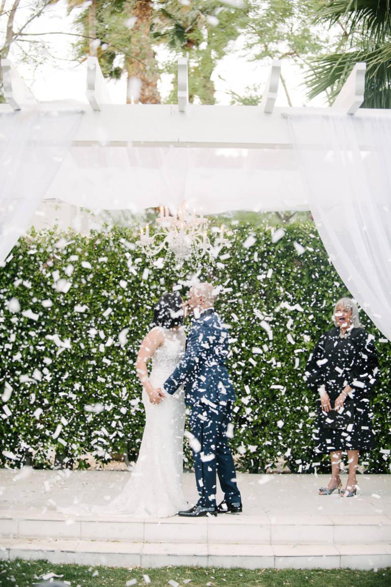ceremony confetti