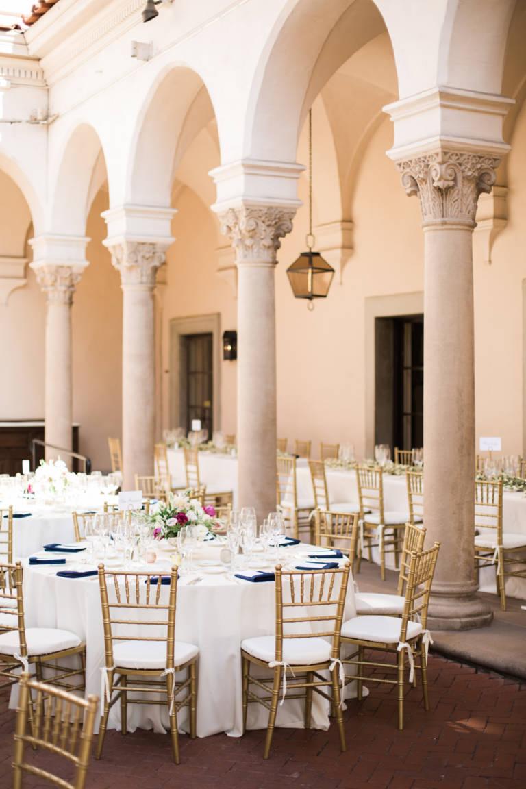 caltech athenaeum wedding reception