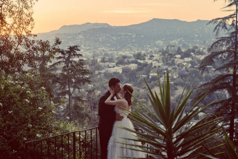 paramour estate view wedding