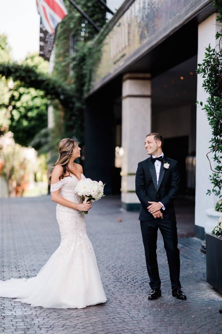 london west hollywood wedding