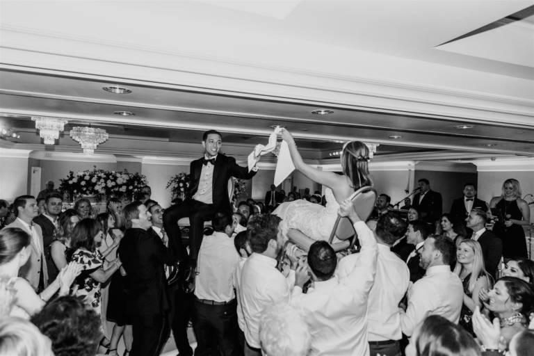 dancing the horah