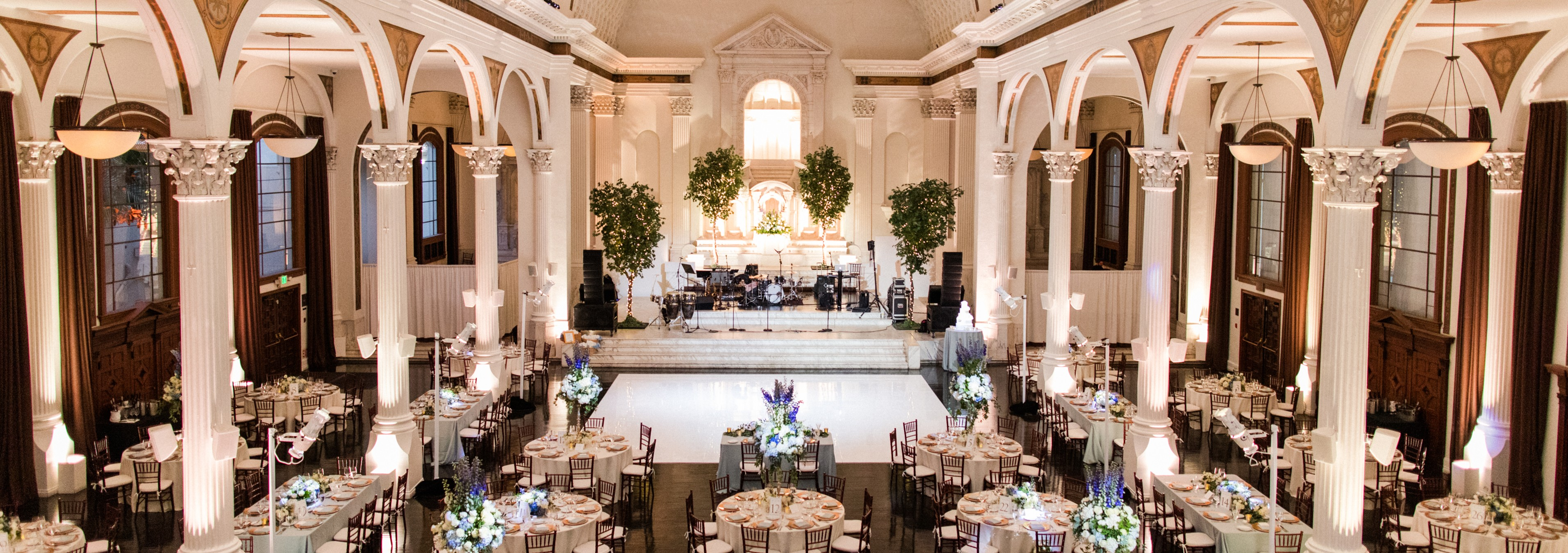 vibiana downtown los angeles wedding reception