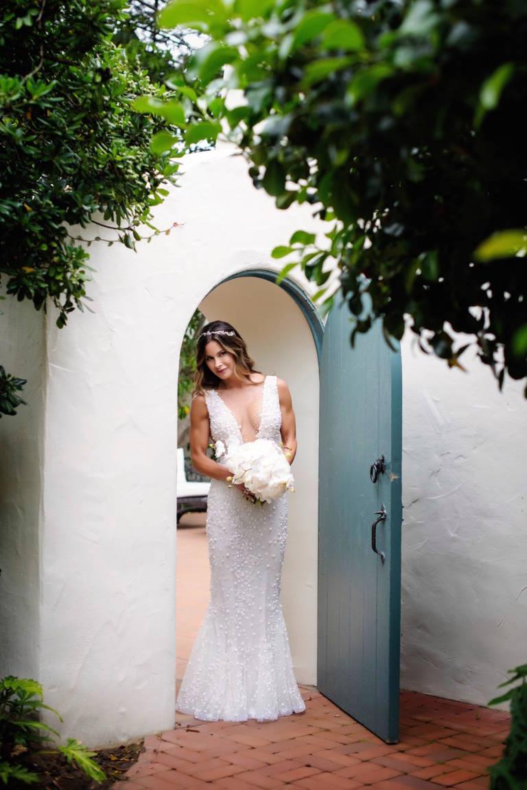 bride at belmond el encanto