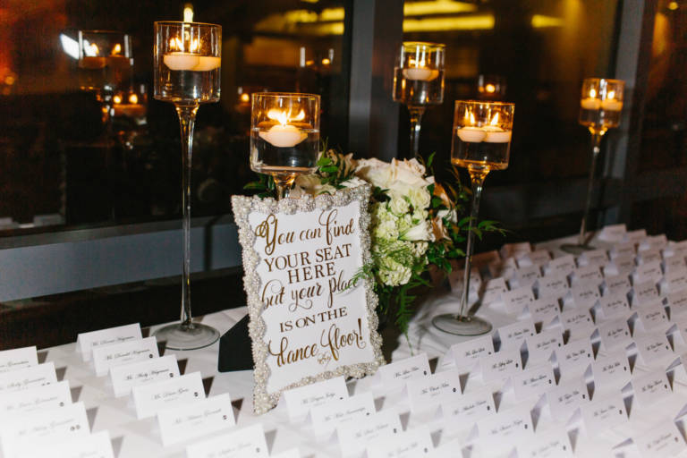 Simple Wedding Placecards