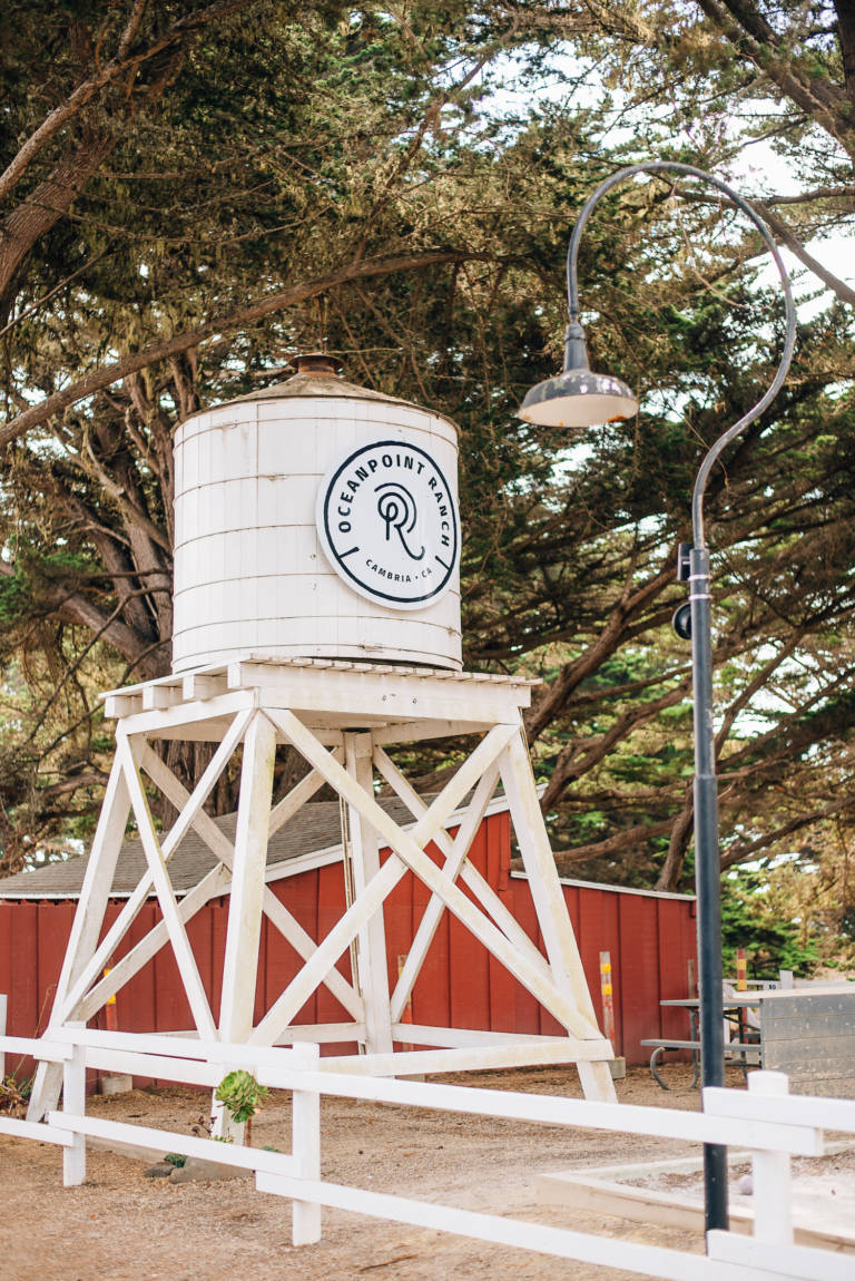 Oceanpoint Ranch tower
