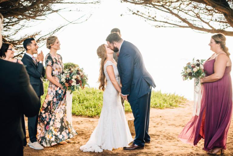 Wedding Ceremony Oceanpoint Ranch
